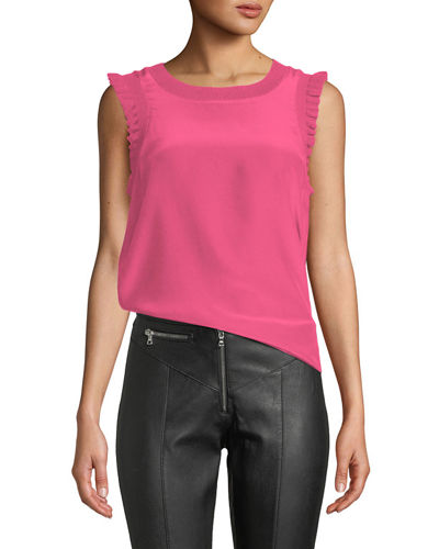 81d10fca4c0ecc Pink Silk Top