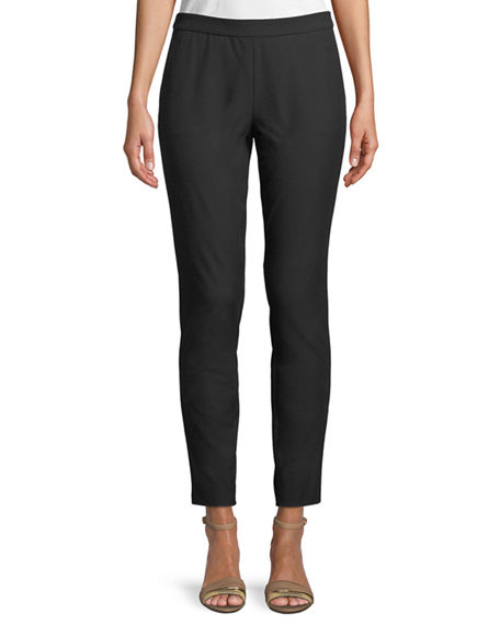 Image 1 of 4: Lafayette 148 New York Murray Techno-Stretch Twill Pants