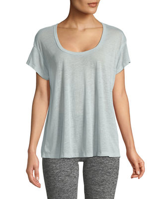 As You Are Scoop-Neck T-Shirt