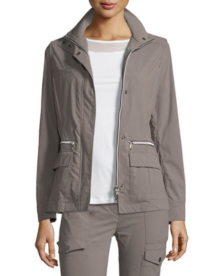 Anatomie Kenya 4-Pocket Safari Jacket