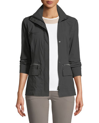 Kenya 4-Pocket Safari Jacket