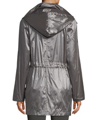 Image 3 of 4: Merika Water-Resistant Travel Jacket