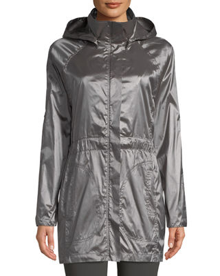 Image 4 of 4: Merika Water-Resistant Travel Jacket