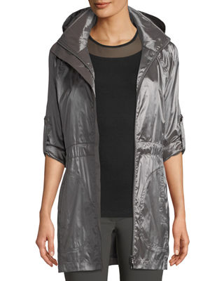 Image 1 of 4: Merika Water-Resistant Travel Jacket