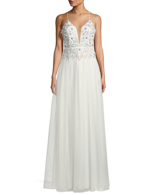 Ivory Gown Neiman Marcus