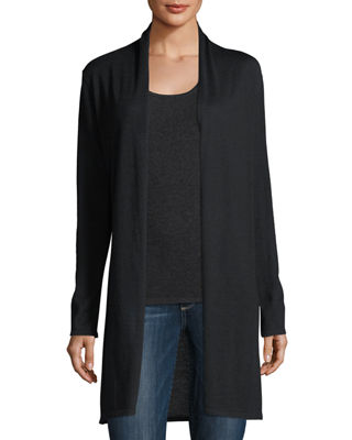 Image 1 of 2: Modern Superfine Cashmere Duster