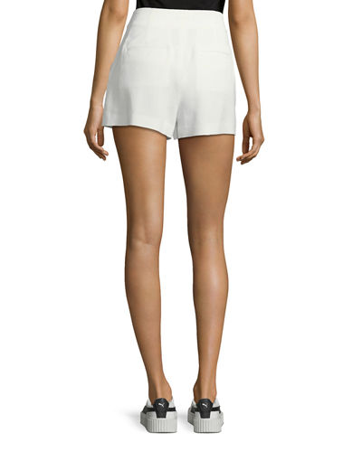 Issac High-Waist Sailor Shorts