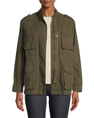 Chorlton Four-Pocket Jacket