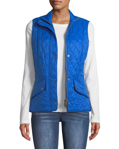 Flyweight Cavalry Washed Vest