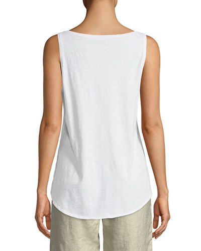 Slub Organic Cotton Tank
