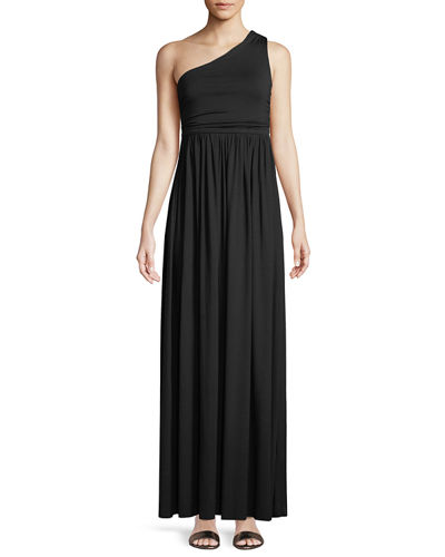 Discount Amazing Price L'Agence Plissé Maxi Dress Cheap Sale Purchase Designer Cheap Sale Pick A Best Cheap Low Price heLGRy