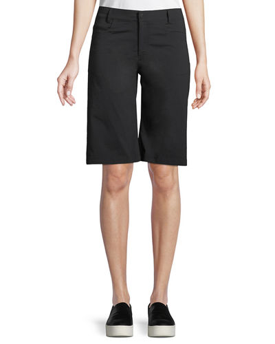 Resort Knee-Length Shorts