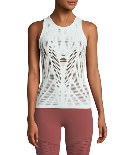 Vixen Fitted Muscle Tank Top
