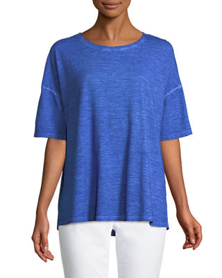 Pigment-Dyed Hemp Top