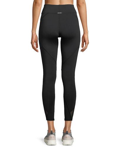 Inversion Mesh Panel Performance Leggings