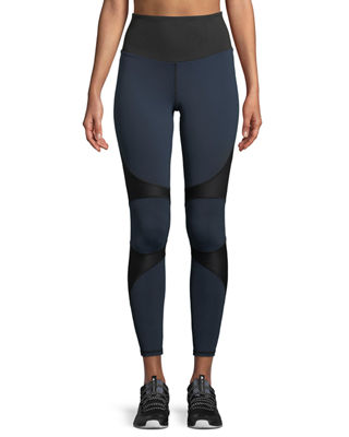 Michi Drift High-Waist Performance Leggings