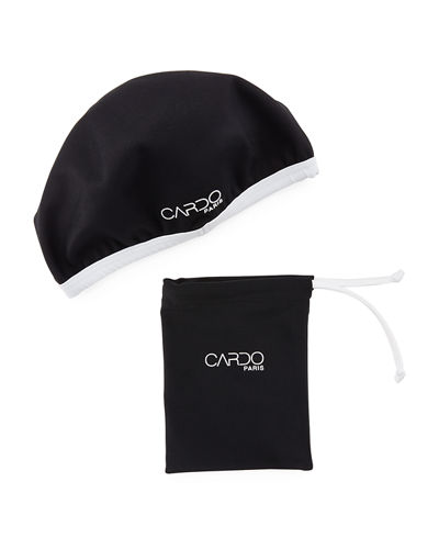 Water-Repellent Swimcap