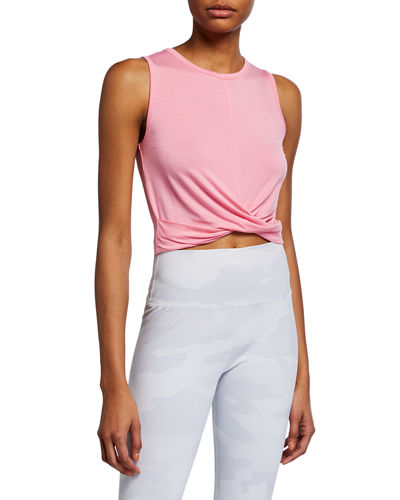 Cover Cropped Tank Top