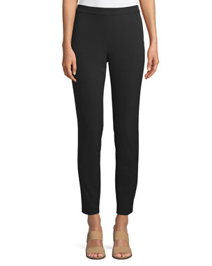 f2059ef4c5798 Lafayette 148 New York Murray Acclaimed Stretch Cropped Pants