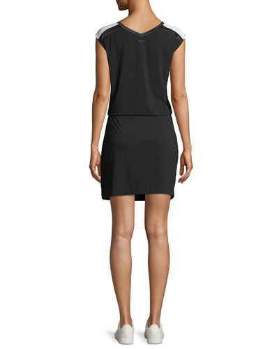 Van Ness Sleeveless V-Neck Dress