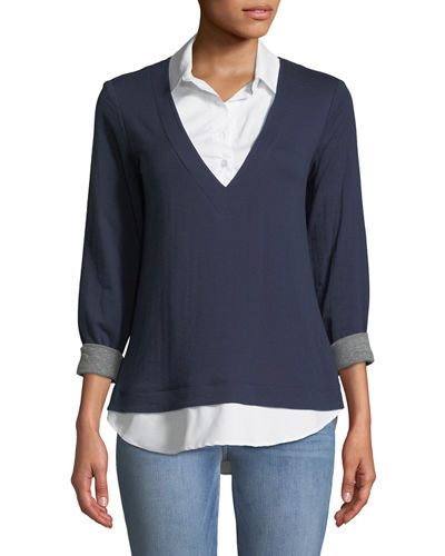 1c09ee6921b Finley Shirts   Dresses at Neiman Marcus