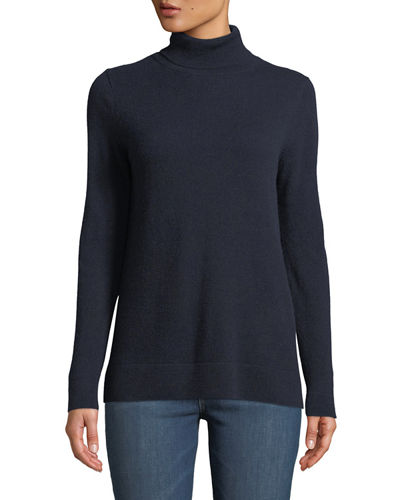 Modern Cashmere Turtleneck Sweater