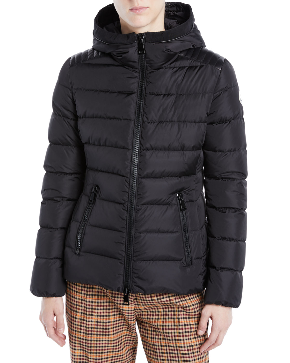 ade5dfc2ae0d Moncler Tetras Channel-Quilted Puffer Jacket