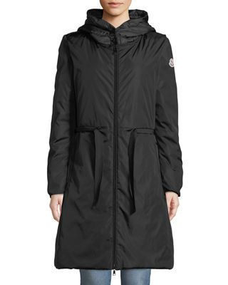 Moncler Bruant Belted Utility Coat and Matching Items