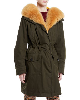 75575a0a1af Women's Designer Coats & Jackets at Neiman Marcus