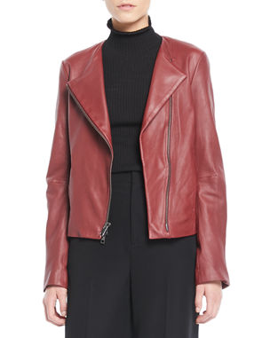 7f59f367237 Leather Jackets & Coats for Women at Neiman Marcus