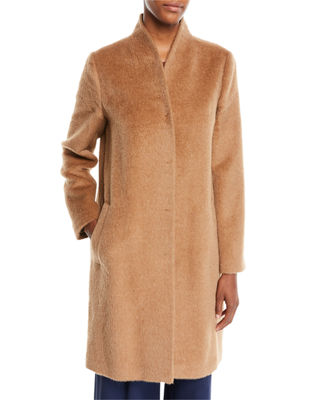 Eileen Fisher Suri Alpaca Long Coat