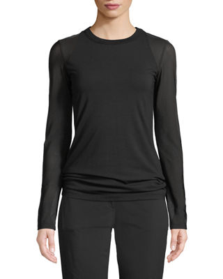 Anatomie Anya Long-Sleeve Top