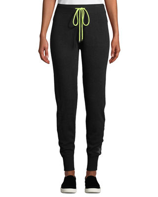 Lisa Todd Lux Cashmere Jogger Pants