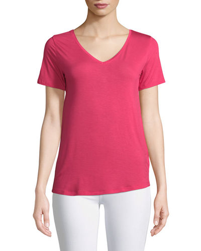 Soft Touch Short-Sleeve Top