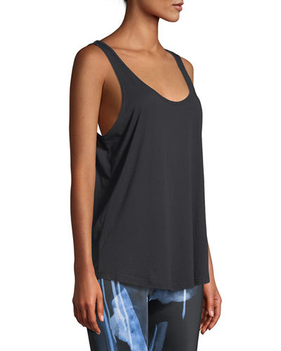 Moonrise Strappy-Back Active Tank