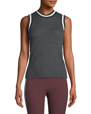Rag & Bone Priya Crewneck Knit Tank Top