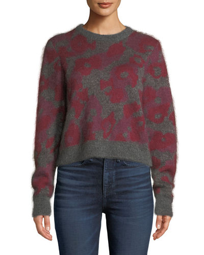 91cb429ebb23 Animal Print Sweater | Neiman Marcus
