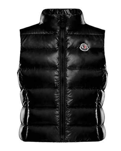 Ghany Quilted Puffer Vest, Size 8-14