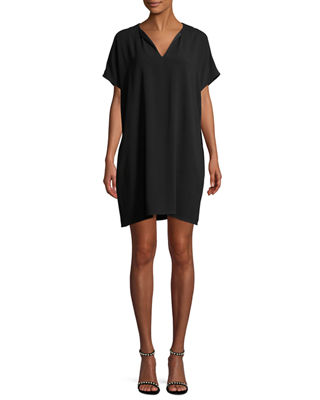 Diane von Furstenberg Kora New Short-Sleeve Shift Dress