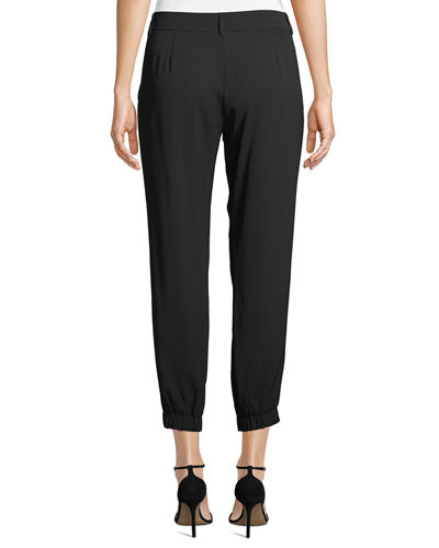 Parker Morgan Mid-Rise Cropped Pants
