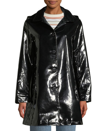 Iconic Slicker Rain Coat
