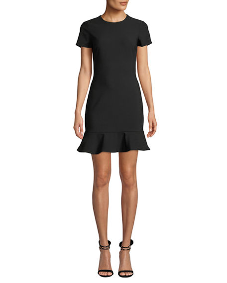 Likely Beckett Flounce Tee Dress