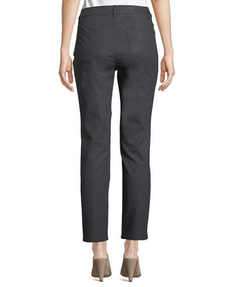 Image 2 of 3: Lafayette 148 New York Thompson Curvy Slim-Leg Jeans