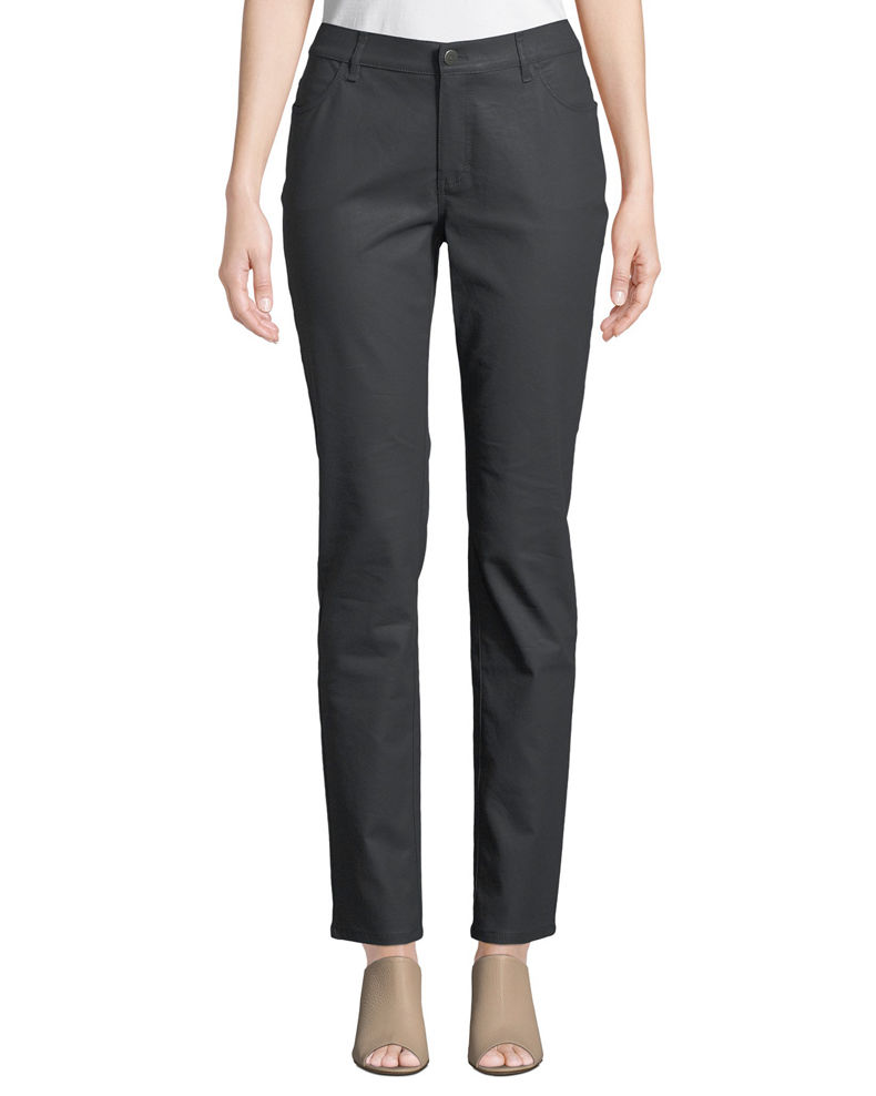 Lafayette 148 New York Thompson Curvy Slim-Leg Jeans