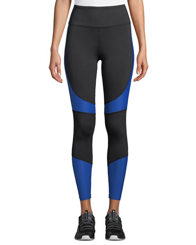 Vamp Colorblock Performance Tights