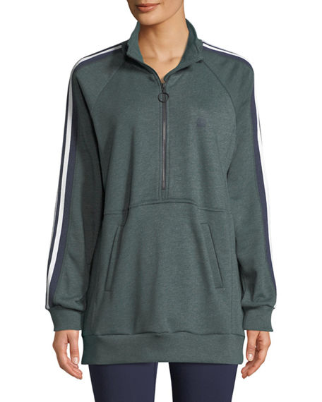 LNDR Athletics Zip-Neck Sweatshirt