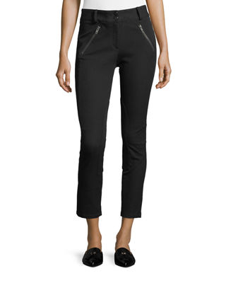 Veronica Beard Ellie Jodhpur Cropped Pants