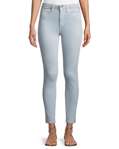 Charlie Mid-Rise Skinny Jeans