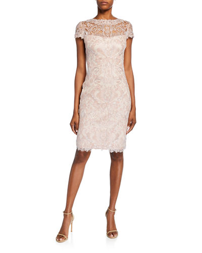 3946120e4568 Lace Cocktail Dress