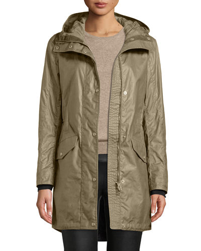Bayford Water-Resistant Hooded Parka